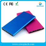 Smart dual usb polymer power bank